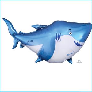 Super Foil Shark Ocean Buddies 101cm