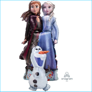 Airwalker Disney Frozen Elsa Anna & Olaf