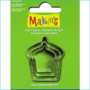 Makins Cupcake Cutter Set 3