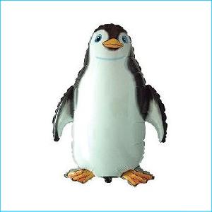 Super Foil Happy Penguin 80cm