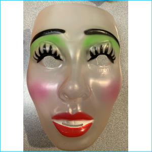 Lady Make Up Mask