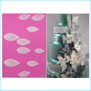 Cake Lace Mat Fantasy Flower