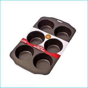 Muffin Pan Jumbo 6 Cup