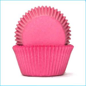 Patty Pan Medium 408 Pink Pk 50