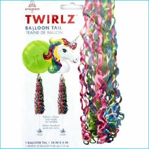 Balloon Tail Jewel Tone Pastel Pack 1
