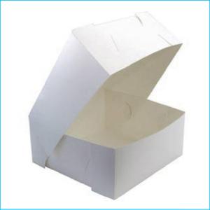 "Cake Box 10"" x 10"" x 2.5"""