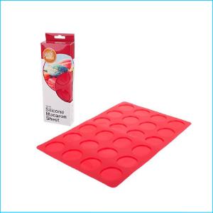 Macaron Mat Silicone 36cm x 23cm