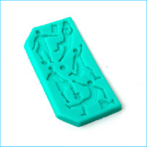 Silicone Mould Soccer Players