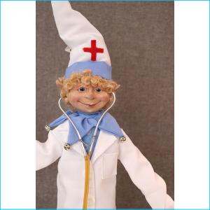 Elf Doctor Riley Hirtz 65cm EL0002