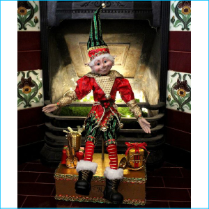 Elf The Gift Dresser with Box XX7282