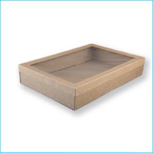 Catering Box #4 w Lid 450 x 310 x 80mm