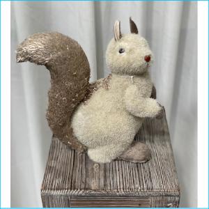 Squirrel Champane 26cm FIX0739CH