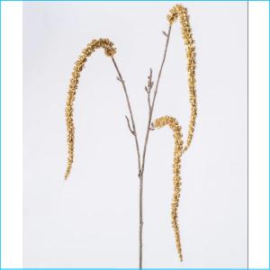 Spray Amaranthus Gold 81cm