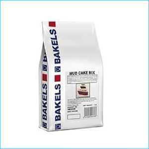 Bakels Chocolate Mud Cake Mix 1kg