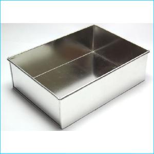 Cake Tin Rectangle #5 37.5cm x 32.5cm