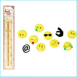 FMM Cutter Emoji Expression Icons