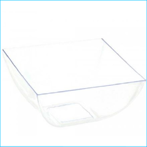 Catering Bowl Square 236ml Pk 10