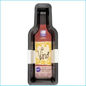 Cake Tin Wine Bottle