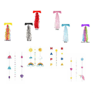 Balloon Strings & Tails