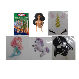 Novelty Toppers