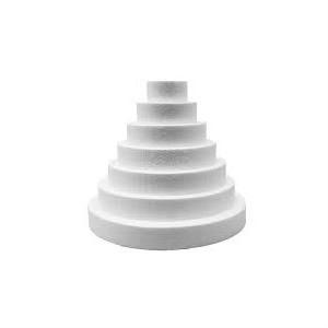 Foam Cake Dummy Round