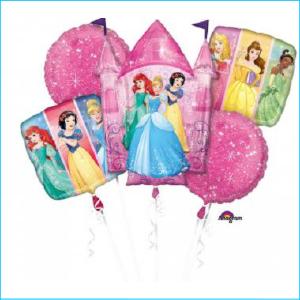 Foil Bouquet Disney Princess Dream Set 5