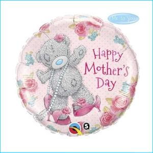 Foil Happy Mother's Day Tatty Teddy 45cm