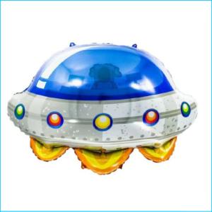 Foil Space Flying Saucer 66cm