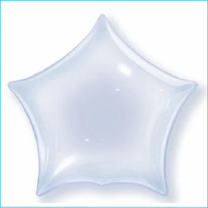 Deco Bubble Star 56cm