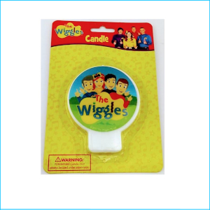 Candle Wiggles Pk 1