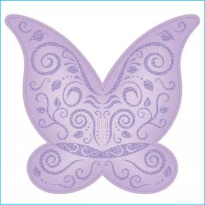 Tinkerbell & Friends Fairy Wings Pk 8