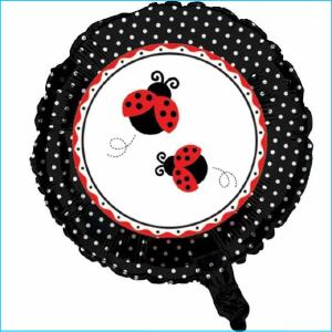 Foil Animal Ladybird 45cm
