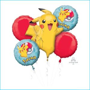 Foil Bouquet Pokemon Set 5