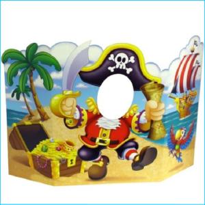 Pirate Photo Prop Pk 1