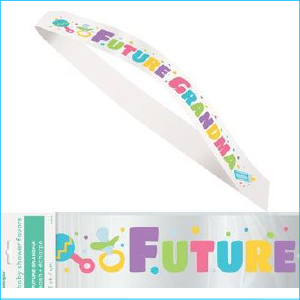 Baby Shower Future Grandma Sash Pk 1