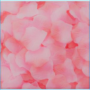 Silk Rose Petals Pink Soft 50g