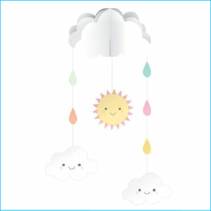 Baby Shower Hanging Decoration Pk 1