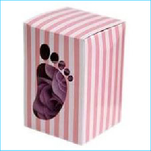 Baby Girl Favour Box Pk 1