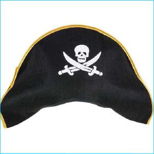 Pirate Felt Hat Pk 1