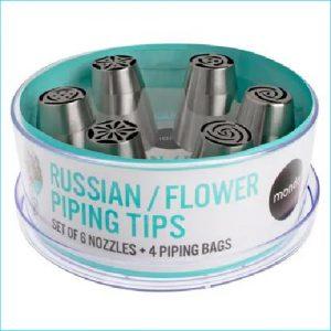 Mondo Russian Piping Tip Set 10