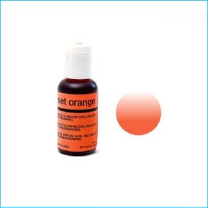 Chefmaster Airbrush Sunset Orange 18g