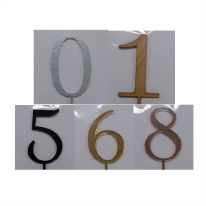 Single Digit Numbers
