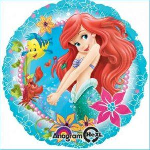 Foil Disney Ariel B 45cm