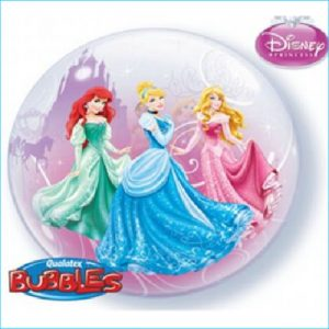 Bubble Disney Princess 56cm