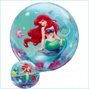 Bubble Disney Ariel 56cm
