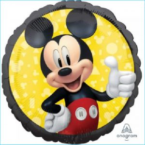 Foil Micky Mouse Forever 45cm