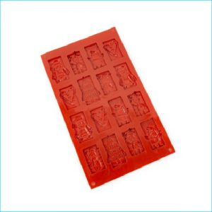Silicone Chocolate Mould Christmas
