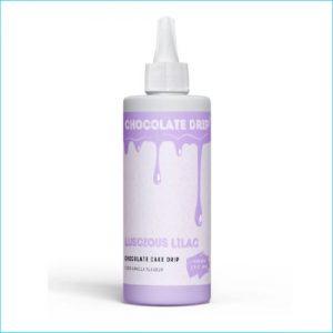 Chocolate Drip Luscious Lilac 125g