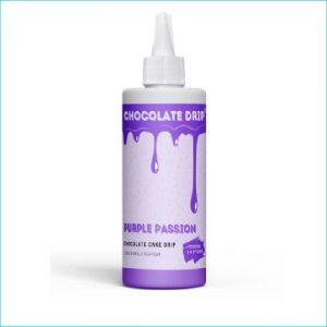 Chocolate Drip Purple Passion 125g