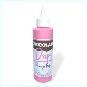 Chocolate Drip Flamingo Pink 250g